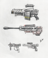 Halo - UNSC Weapons 3 by ninboy01
