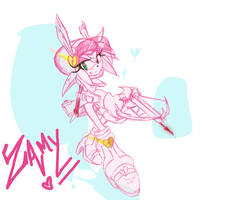 zone cap:Zamy by aidah15