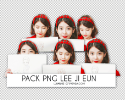 Pack Render Lee Ji Eun by LuHannie1071999