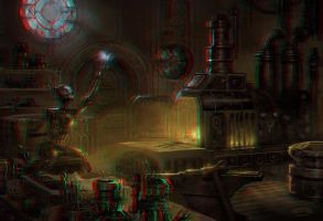 The Captive 3-D conversion by MVRamsey