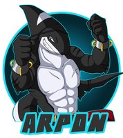 :Badge Commission: Arpon by Pikuna