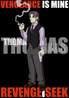 Original Character: Thomas by dowaru