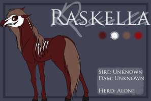 Raskella Ref by Dakaree
