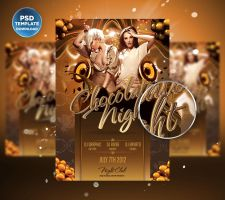 Chocolate Night Party by Grandelelo