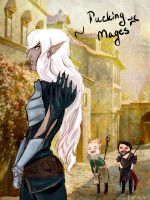 FUCKING MAGES!!! (FemFenris =D) by SENTWITCH067