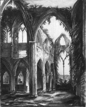 Tintern Abbey by essmaa