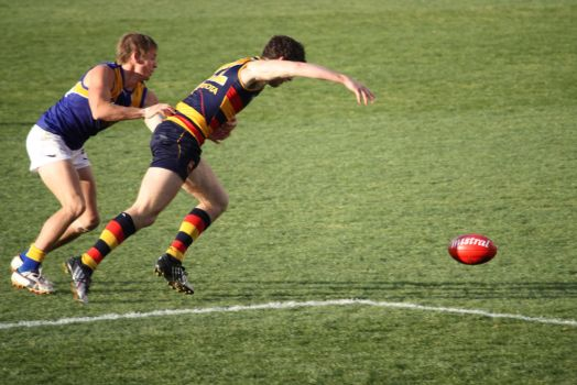 Chasing the Sherrin by eden-daintree
