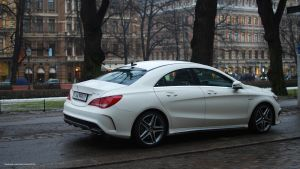 Mercedes-Benz CLA 45 AMG by ShadowPhotography
