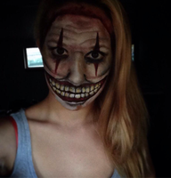 Twisty The Clown- AHS Series by captainsarasparrow