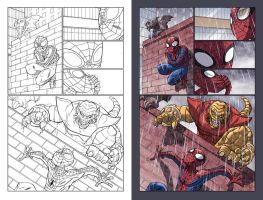 Spidey Loves MJ 3, p20 by guillembe
