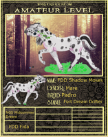 Shadow Moses | Western Horse RPG | Amateur by DreamDrifter91
