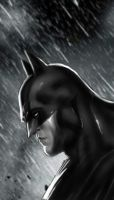 The Dark Knight by BORJICH