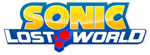 Sonic Lost World logo by Sonicguru
