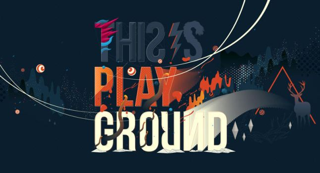 this is playground by iqx