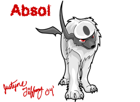 Absol by coolcharizard200