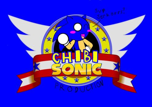 Chibi Sonic Productions by AmateurCooper