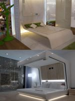 Bed rooom ideas by spartanx118