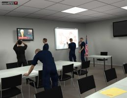 The Briefing Room. Bad News. by V3Digitimes