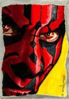 Star Wars Darth Maul PSC by JohnHaunLE