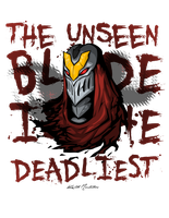 The unseen blade is the deadliest by Ravenide