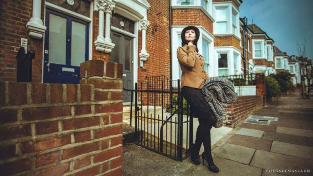 London Calling by CarrieGrr