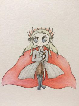 King Thranduil by GreytheGreyt