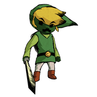 The Wind Waker Creeper by Liger69