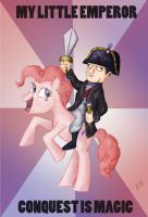 My Little Emperor by charle88