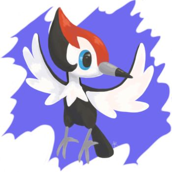 Pikipek by UltimateUmbreon3