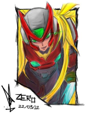 Zero Green Eyes ! by RafaelMenfis