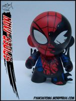 Spiderman by F1shcustoms