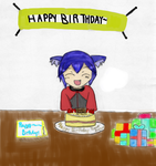 Happy Birthday KANE-NEKO!! by Sakurabunnyz101