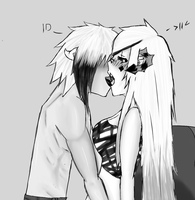 Smexy Kiss by RainbowNinja80