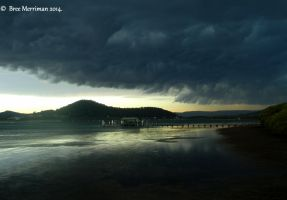 Storm Moving In III by BreeSpawn