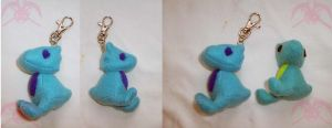 HS: Scalemate Keychain by KPenDragon