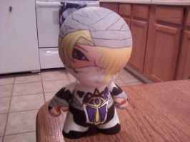 Sheik Munny -Work in Progress- by HeresSomeWeapons