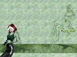 Rogue - New Style - Green by danes-sweety