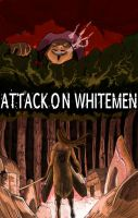 Attack on White Men by Areku23