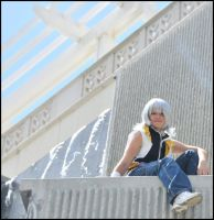 Riku: Watching From Above by Betwixt779