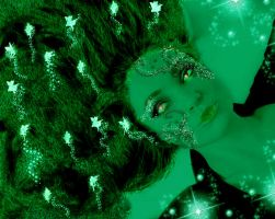 Green fairy by Parvati1980