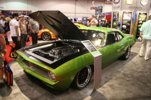 1970 Plymouth Hemi Cuda by TheCarloos