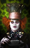 I Am mad as a hatter by thehavock