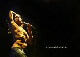 Iggy Pop by endraum