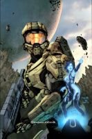 HALO Colored by danielpicciotto