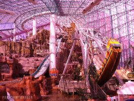 Las Vegas - Adventuredome 01 by phantompanther