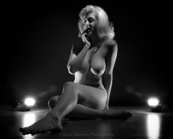 Speedlite Nude - Tease by BrianMPhotography