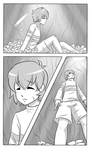 UT: Comic P1 by RiverSpirit456