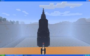 Valley Of Despair ( Aragrov City ) On Minecraft by Miccopicco