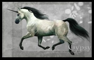 DA Herd-Part1-Gypsy by QueenOfGoldfishes