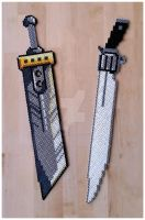 Beads - Final Fantasy Blades by Oggey-Boggey-Man